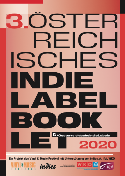 Indie Label Booklet Cover