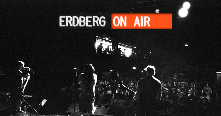 Erdberg on Air