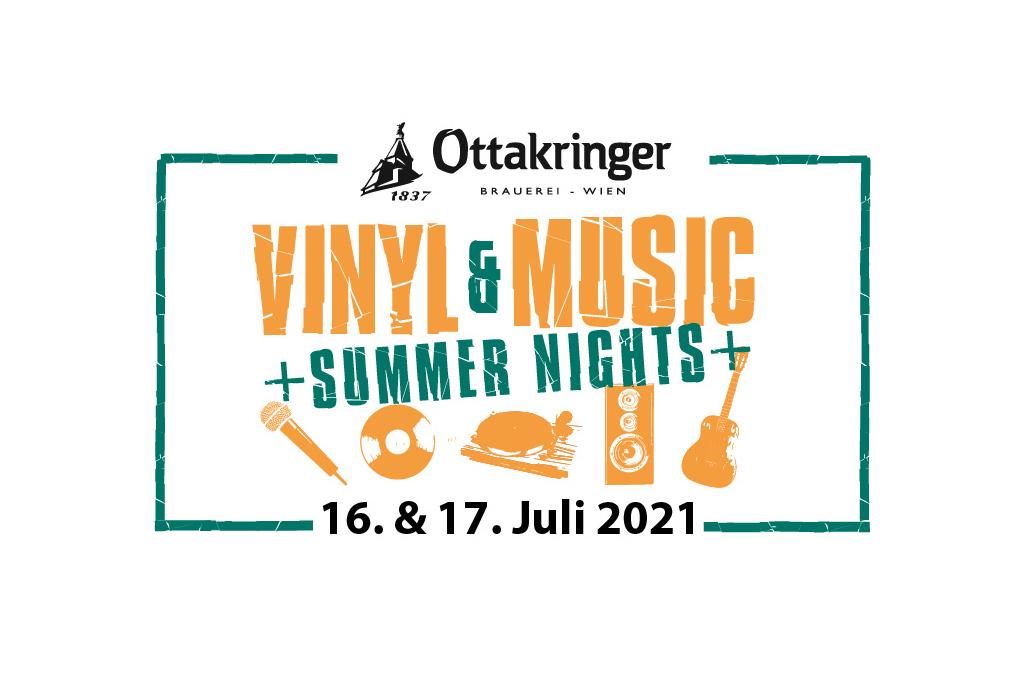 Vinyl & Music Summer Nights