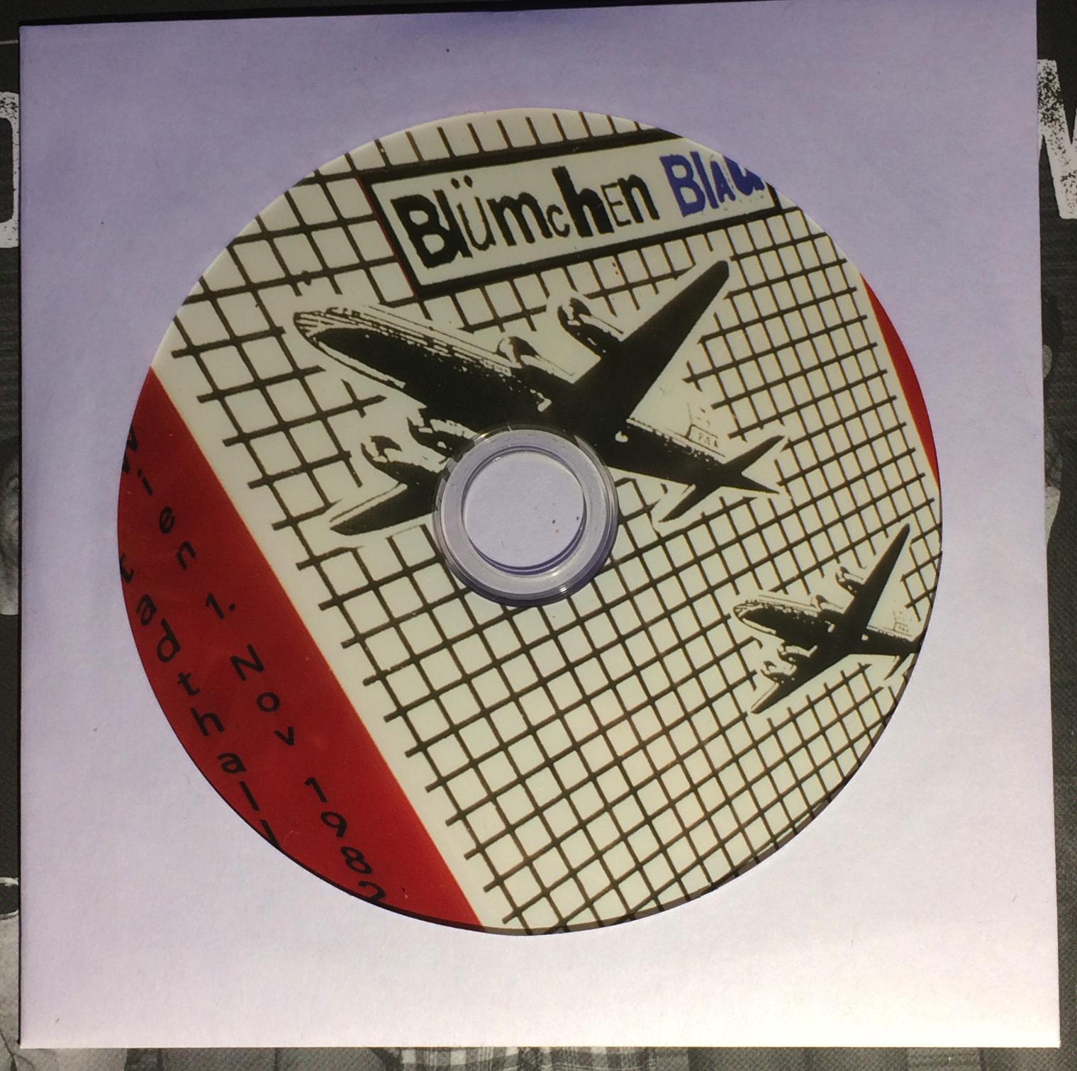 Blümchen Blau Buch - Interview