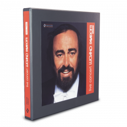 Luciano Pavarotti - Live Concert Reel Two