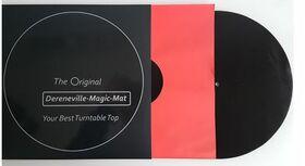 Dereneville Magic Mat - Plattentellerauflage