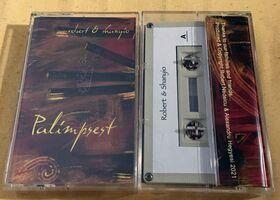 "Robert & Shanyio ""Palimpsest"" [Cassette]"