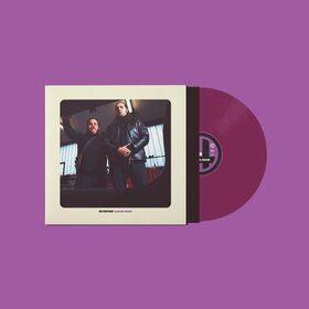 HECKSPOILER - SYNTHETIK ATHLETIK, 180g pink Vinyl