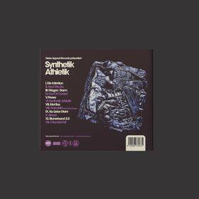 HECKSPOILER - SYNTHETIK ATHLETIK, Digipack CD