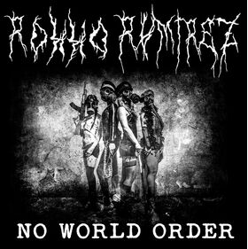 Rokko Ramirez - No World Order, vinyl