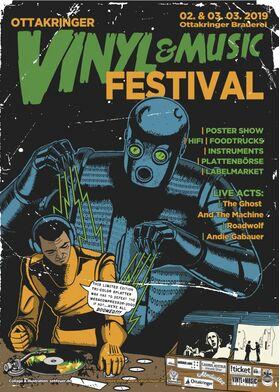 V&M Festivalposter 2019