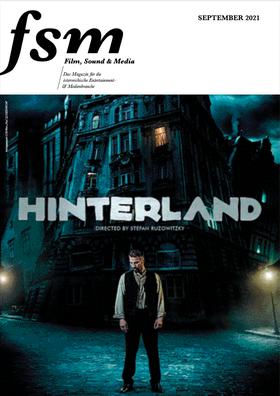 Film, Sound & Media Cover September 2021