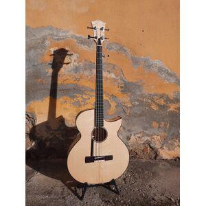 """13 custom Instruments - Nylon Akustikbass """"Bertha 4"""""""