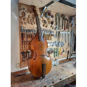 13 custom Instruments - Viola da Gamba, Bassgambe
