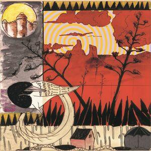 "Elemento Deserto ""Los Montes En Llamas"" - Album [Red transparent vinyl LP / CD Cardsleeve / Red transparent vinyl LP + CD Cardsleeve]"