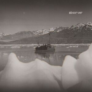 """Absorver """"Absorvations"""" - EP [Multicoloured 12"""" vinyl]"""
