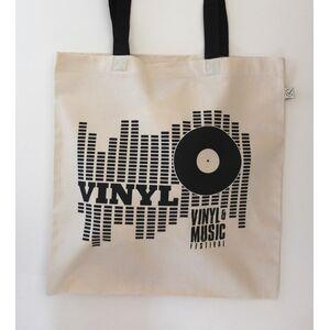 Die Tasche für echte Vinylliebhaber!