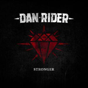 DAN RIDER - Stronger, CD