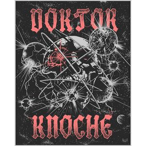Dr.Knoche Space Skull