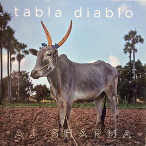 """AJ Sharma, """"Tabla Diablo"""", LP"""