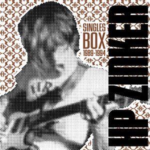 "H.P. Zinker - 1989-1994 6x7"" Box"