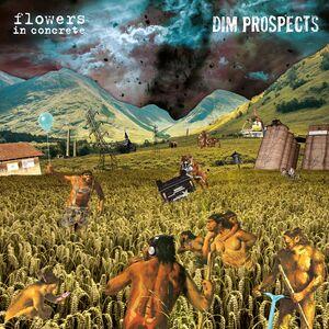 Flowers In Concrete / Dim Prospects – Split LP