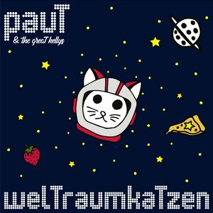 pauT - weltraumkatzen cover