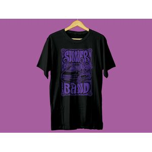 HECKSPOILER - STONERBAND purple/black