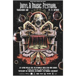 Vinyl&Music Festival Linz 2018