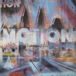 Various Artists - In Motion – Der Wiener Neustadt Sampler 2019 (3- fach LP, blaues, gelbes und schwarzes Vinyl)