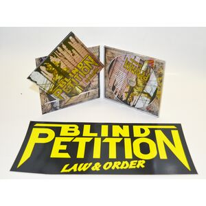 Blind Petition > Law & Order CD