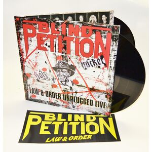 Blind Petition > Law & Order Unplugged Live DoLp