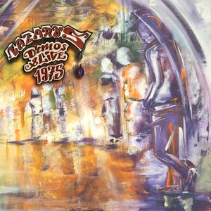 Lazarus - Demos & Live 1975 (rotes Vinyl)