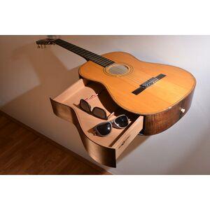 gitarrenmoebel, schublade, gitarrenschublade, aufbewahrung