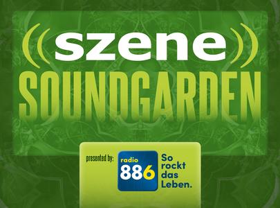 Szene Wien Soundgarden